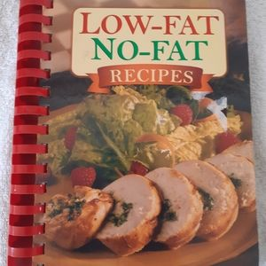 Other - Low Fat No Fat Cookbook